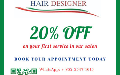 20% Off On Your First Service! You Just Have to Mention This Flyer